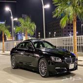 ( تم البيع ) BMW 640 2013