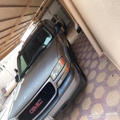 القصيم - السيارة  جي ام سي -