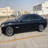 بي ام دبليو الفئة 730 BMW موديل 2015 للبيع