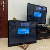 2 تلفزيون سامسونج 42 بوصة