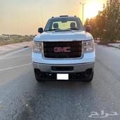 للبيع سييرا 2011 hd2500 دبل ارضي