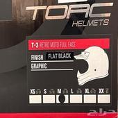 خوذة دباب ماركة تورك Torc Helmet