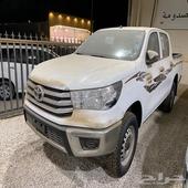 تويوتا هايلوكس GL2 ديزل موديل 2021 سعودي