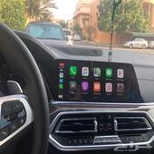 برمجة ابل كاربلي لسيارات بي ام دبليو BMW خرائط قوقل CarPlay