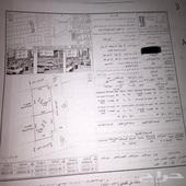 أرض في مكة العزيزية 800م على 3شوارع تصريح 6 ادوار بسعر مغري