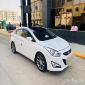 الرياض - السيارة  هونداي - i40
