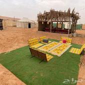 مخيم للايجار قبل التفتيش ( اليوم وغدا 850 للقسمين)