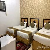 غرف للإيجار الشهري في مكة
