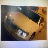 BMW 745IL للبيع