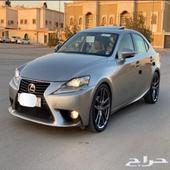 لكزس 250 lS نص فل 2014 سعودي