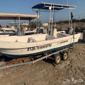 قارب للبيع نزهة بالخبر