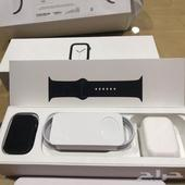 apple watch serice4 44mm gray