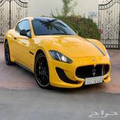 مازيراتي 2016 Maserati Granturismo S سعودية مخزنة فل الفل