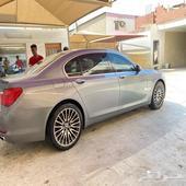 BMW 740 LI 2010