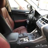 ليكزيس NX200 BB فل كامل 2016 سعودي بودي وكاله