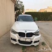 بي ام 335i مضروب BMW