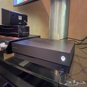 اكس بوكس اكس Xbox one X للبيع نظيف جدا