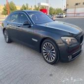 BMW 740Li سعودي 2011