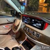 مرسيدس يخت S400 موديل 2015