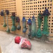 شباك صيد اسماك للبيع