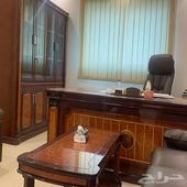 مكتب فاخر جدا  للايجار او التقبيل