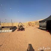 مخيم للايجار المزاحمية