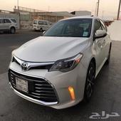تويوتا افالون 2017 سعودي XLE فتحة
