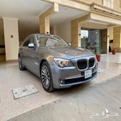 الفئه السابعة ( BMW 750i )