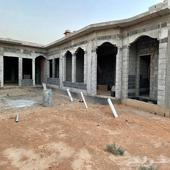 استراحة عظم للبيع(شغل فيلا) حي الخير شمال الرياض