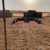 مخيم للايجار في الثمامه (عرض خاص)