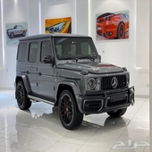 للبيع   MERCEDES BENZ G63 NIGHT PACKAGE الموديل   2020
