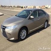 تويوتا كامري 2016 فل كامل سعودي GLX