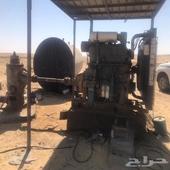 معدات مشروع زراعي كامله رشاش ماكينه طرمبه