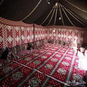 مخيم بالدمام للإجار