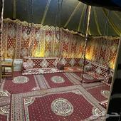مخيم للإيجار - قسم واحد
