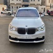 BMW 740فل كامل