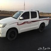 هايلوكس2013 فل كامل سعودي