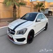 مرسيدس CLA45 موديل 2015 AMG (( تم البيع ))