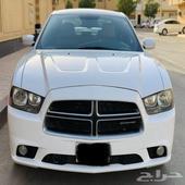 دودج اتشارجر 2011 V6 سعودي نظيف
