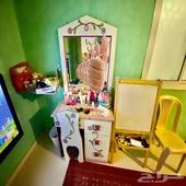 غرفة نوم اطفال نظيفة