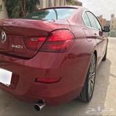 BMW640i 2013