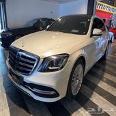 مرسيدس S450 2019