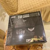 مزود طاقة جديد ASUS TUF Gaming 650W Bronze