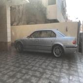 2001 BMW 740il M Sport package بي ام 740اي ال نشيطة 2001