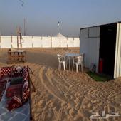 مخيم أضاميم للايجار
