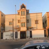 عماره 4 شقق شروره حي الملك عبدالله