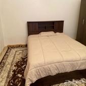 سرير مستعمل شهر فقط ابو نفرين مقاس 180 في 200 ب 599 ريال