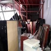 مكاتب ودوالايب مستعمله نظيفه