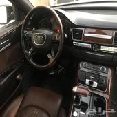 الرياض - السيارة  اودي - A8