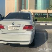 اقبل بالبدل المناسب BMW 730li2006